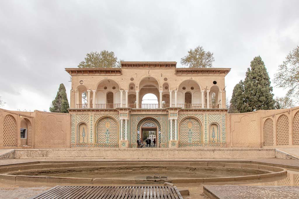 Bagh e Shahzde, Shahzde Gardens, Shahzde Gardens Kerman, Kerman, Persia, Iran