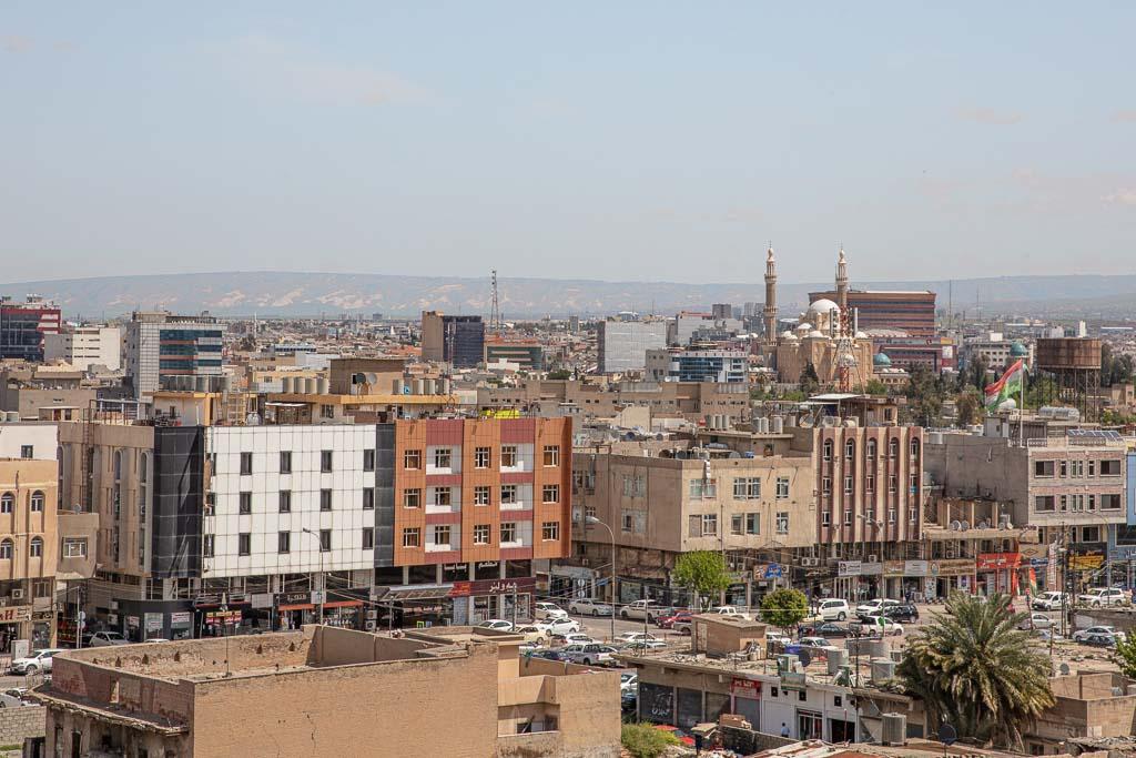 Erbil, Hawler, Iraqi Kurdistan, Iraq, Kurdistan