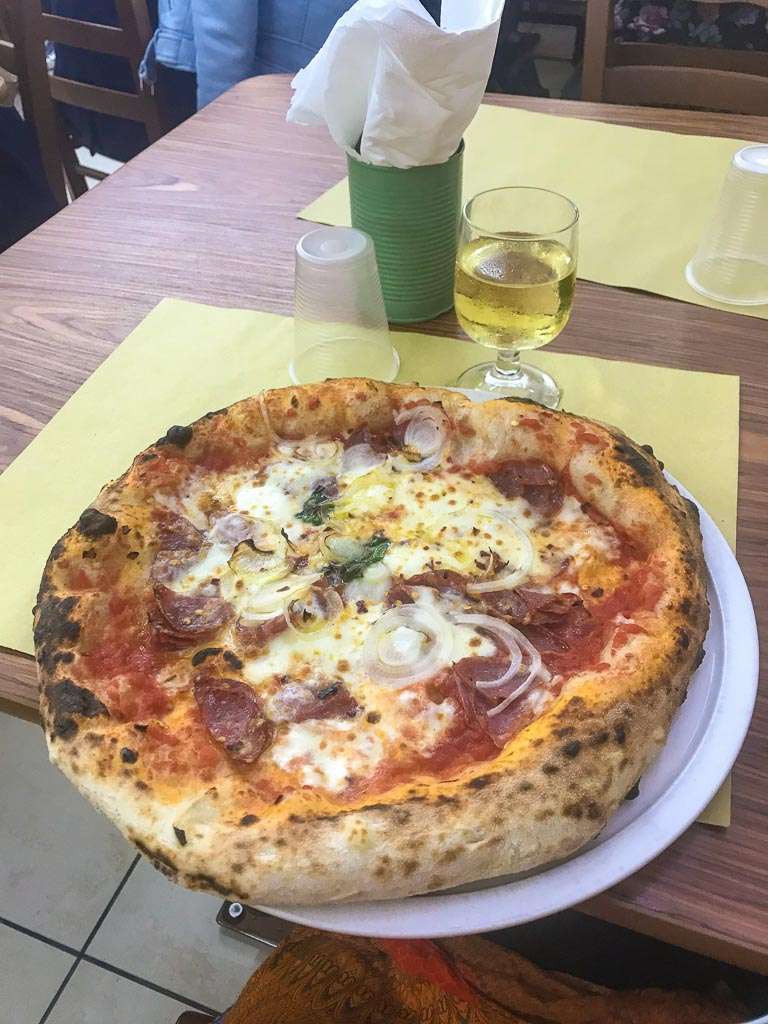 Pizza, Gino Sorbillo, Naples, Naples Pizza, Napoli, Italy