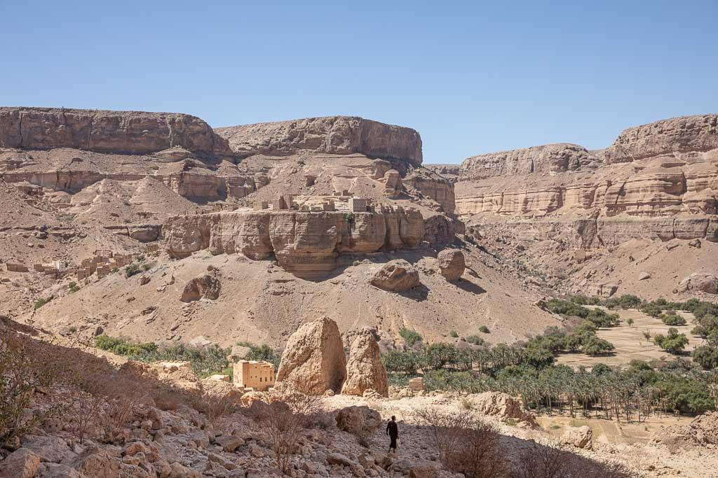 Haid al Jazil, Wadi Doan, Wadi Hadhramaut, Hadhramaut, Yemen