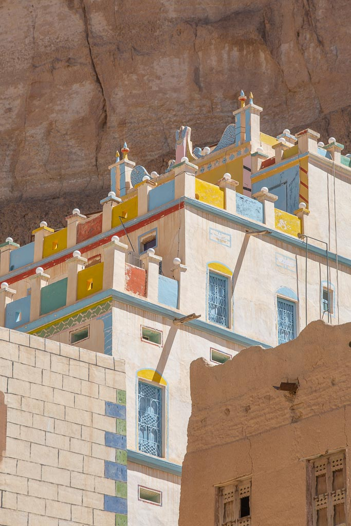 Hufah, Wadi Doan, Wadi Dawan, Wadi Da'wan, Hadhramaust, Yemen, Middle East