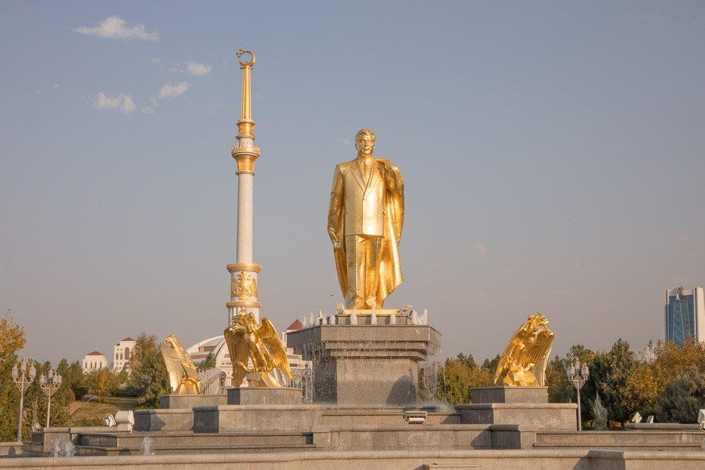 Independence Park, Independence Park Ashgabat, Ashgabat, Turkmenistan