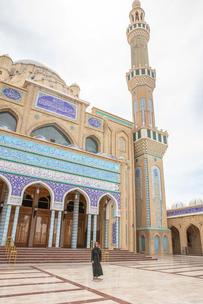 Jalil Khayat Mosque, Erbil, Hawler, Iraqi Kurdistan, Iraq, Kurdistan