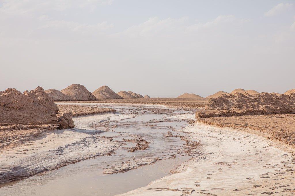 Kaluts, Kal Shur, Kal Shur River, Kaluts River, Kalouts, Kalouts Desert, Lut Desert, Persia, Iran