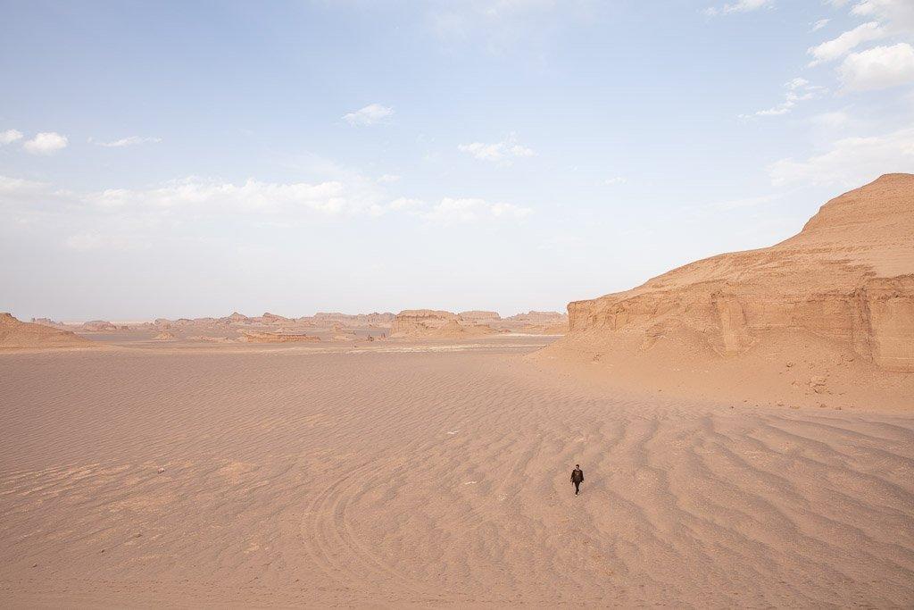 Kaluts, Kalouts, Kalouts Desert, Lut Desert, Persia, Iran