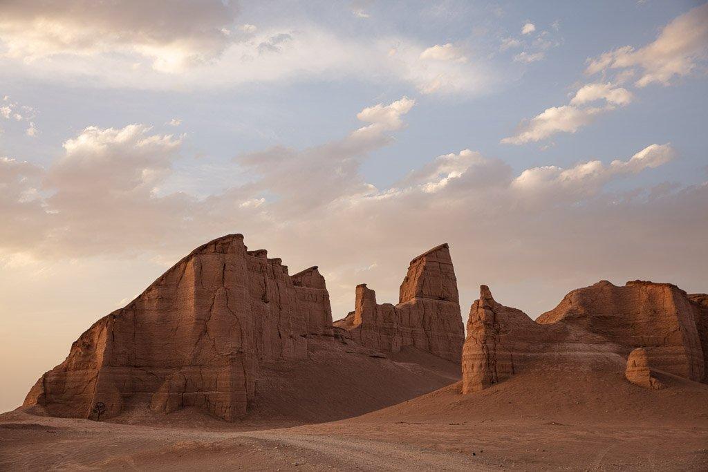 Kalouts, Kalouts Desert, Lut Desert, Persia, Iran