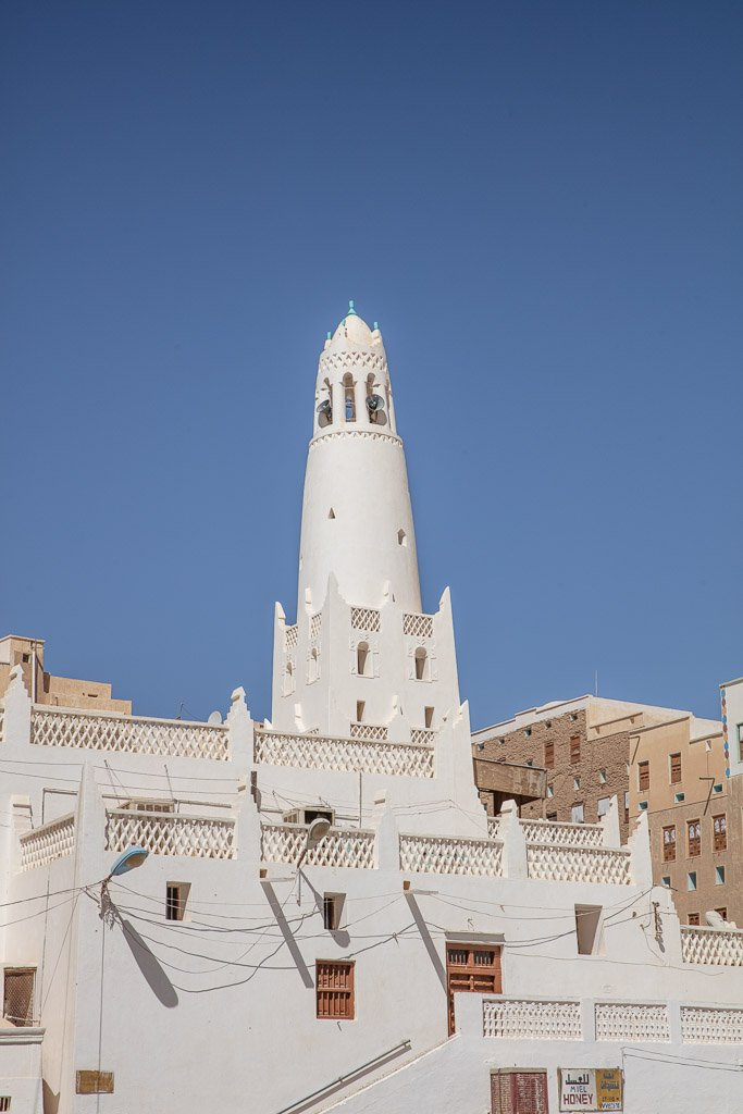 Maruf ba Jamal, Maruf ba Jamal Mosque, Maruf be Jamal Mosque Shibam, Shibam, Wadi Hadhramaut, Hadhramaut, Yemen