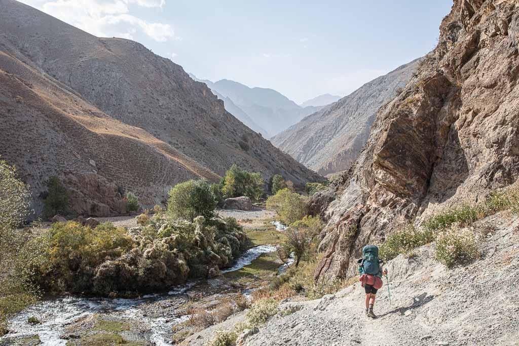 Amshut, Archamaidon, Fann Mountains Tajikistan