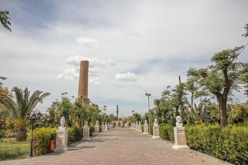 Minaret Park, Minaret Park Erbil, Erbil, Hawler, Iraqi Kurdistan, Iraq, Kurdistan
