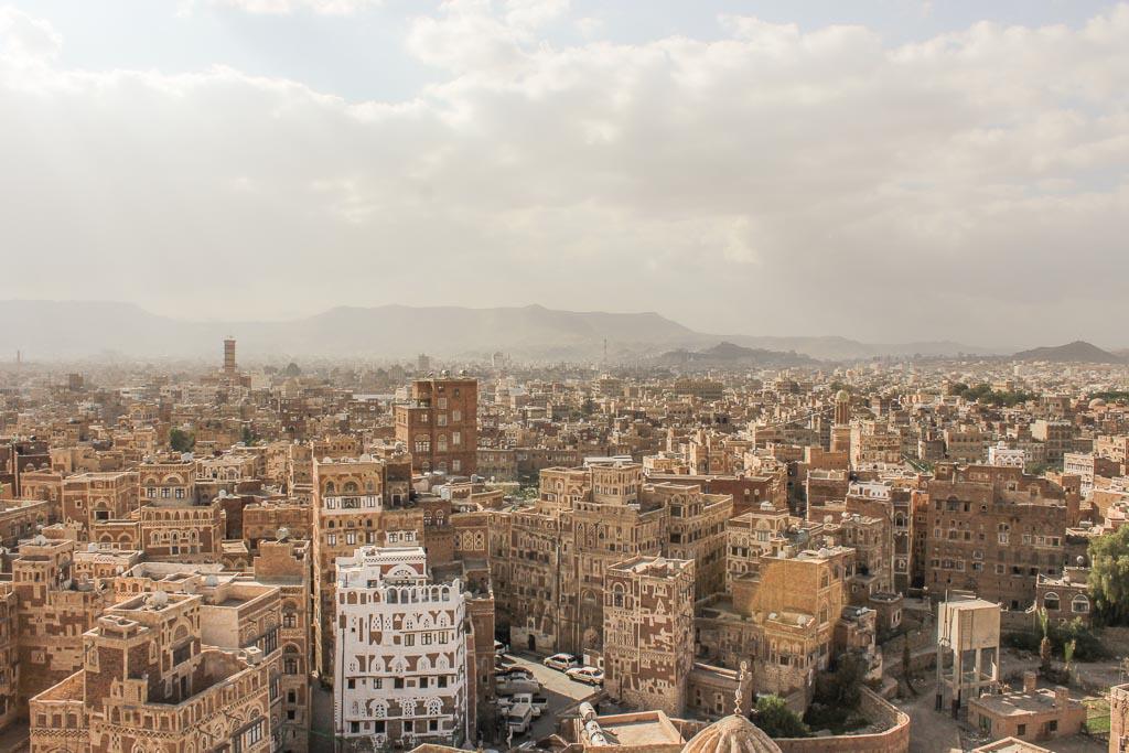 Old Sana'a, Sana'a, Yemen