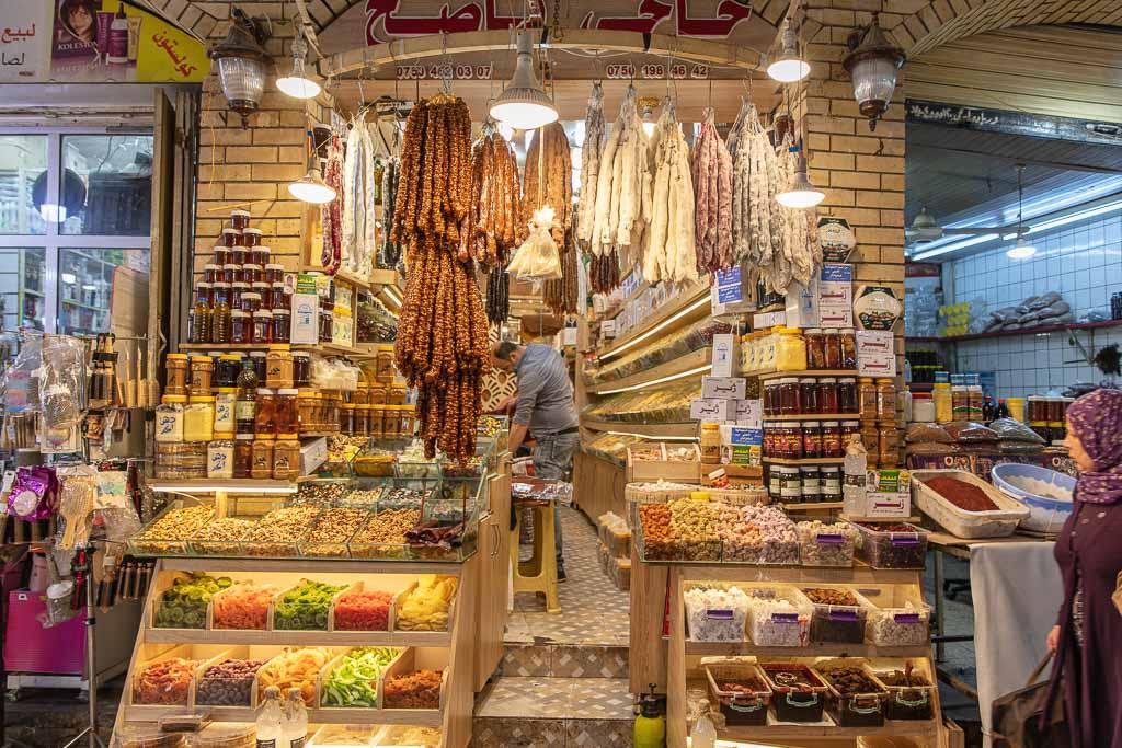 Qaysari Bazaar, Erbil Bazaar, Erbil, Hawler, Iraqi Kurdistan, Iraq, Kurdistan