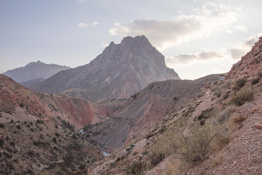 Sarytag, Fann Mountains, Tajikistan