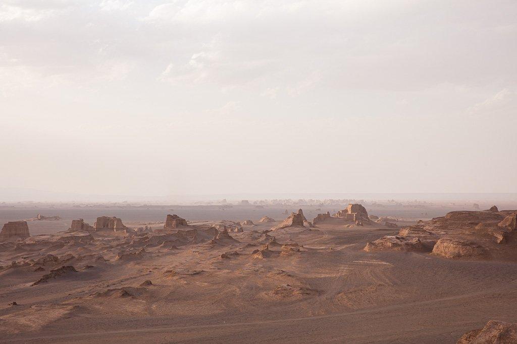 Kaluts, Kalouts, Kalouts Desert, yardangs, Lut Desert, Persia, Iran