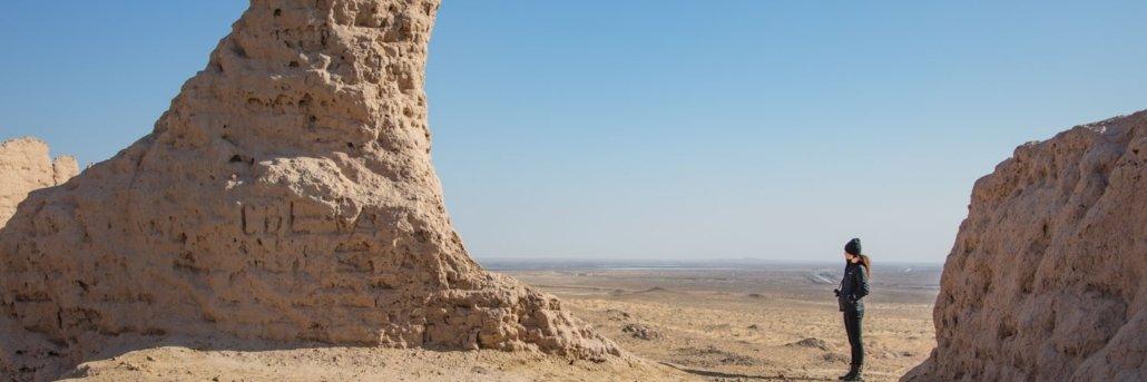 Ayaz Qala, Khorezm Castles, Karakalpakstan, Uzbekistan