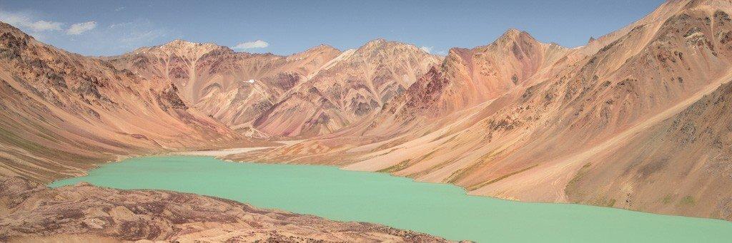 Khafrazdara Lake, Khafrazdara Valley, Khafrazdara, Grum Grijmailo, Bartang Valley, Bartang, Pamir, Pamir Mountains, Gorno Badakhshan Autonomous Oblast, Gorno Badakhshan Autonomous Region, Badakhshan, GBAO, Tajikistan, Central Asia