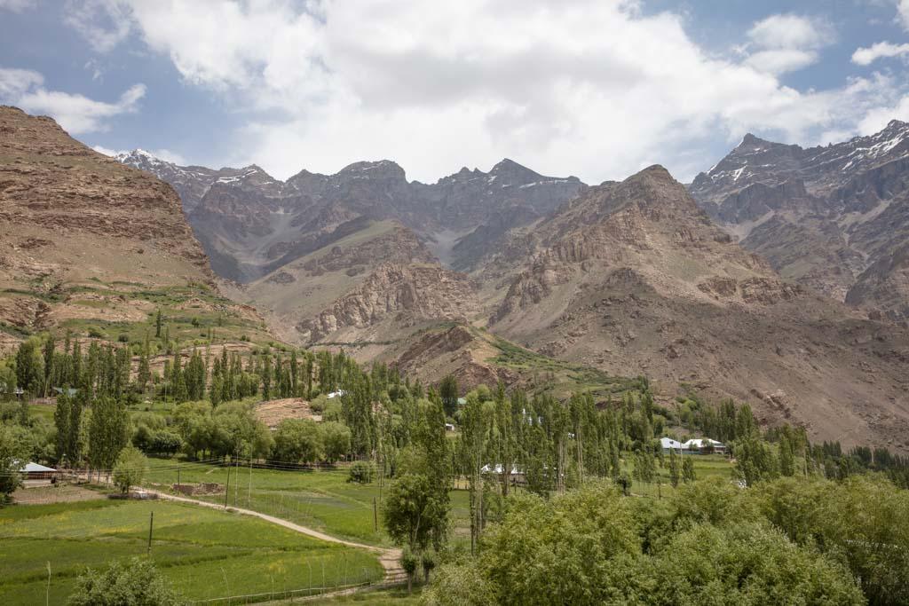 Roshtqala, Shokhdara Valley, Tajikistan