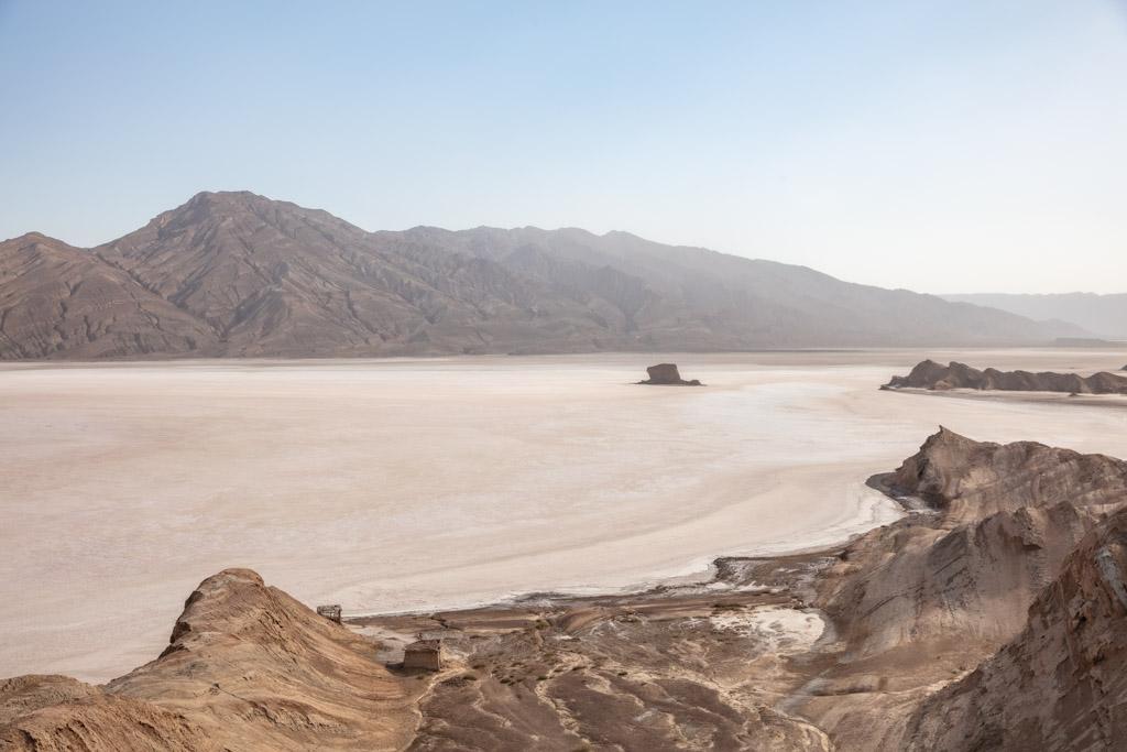 Asht Salt Flat, Buloq Salt Flat, Akhkon Salt Flat, Buloq, Asht, Khujand, Tajikistan