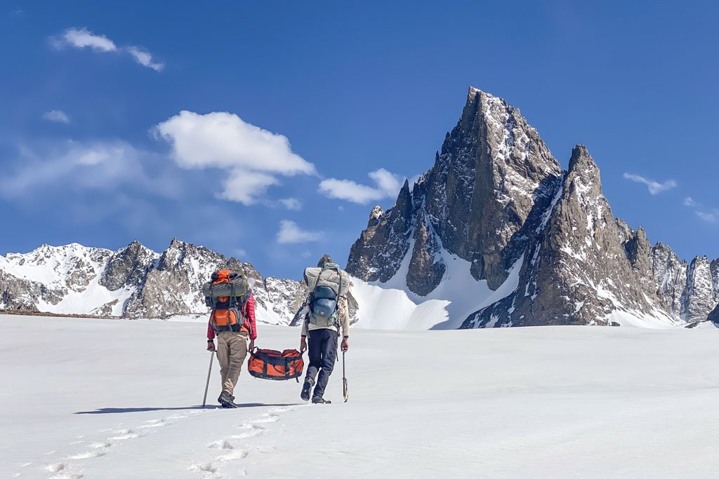 Shah Foladi, Sorkh e Shah Foladi, Koh e Baba Mountains, Bamyan, Afghanistan, trekking in Afganistan