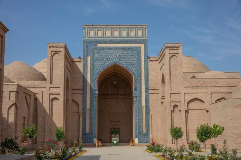 Sultan Saodat Complex, Termez, Uzbekistan